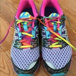 Asics Sneakers Gel Noosa Tri 8 multicolor  8.5